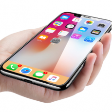 Tempered Glass | Screen Protector for iPhone X / 6 / 7 / 8 Plus GLASS, fig. 1