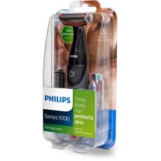 Philips BG105/10, Body Groom with Skin Protector Guards, fig. 4