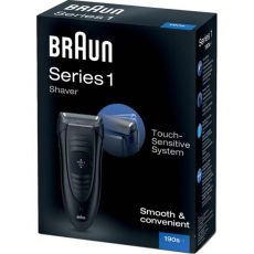 Braun 190S, Series 1 Mains Shaver, fig. 2