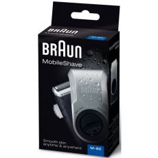 Braun M90 Mobile Shaver with Precision Trimmer, fig. 3