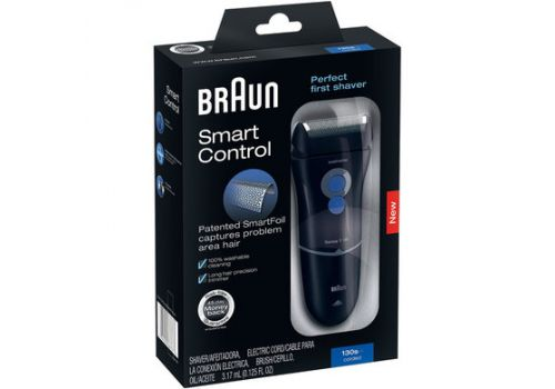 Braun Series 1 130s shaver with protection, fig. 2