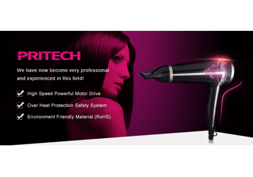 Hair Dryer 1800W 2000W 2 Speed 3 Heat Settings Hair Dryer With Safety Cut Off, fig. 6