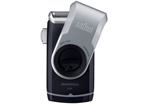 Braun M90 Mobile Shaver with Precision Trimmer, fig. 1