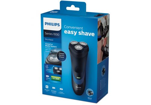 Philips S1510/04, Mens Electric Shaver with Pop-Up Trimmer, fig. 2