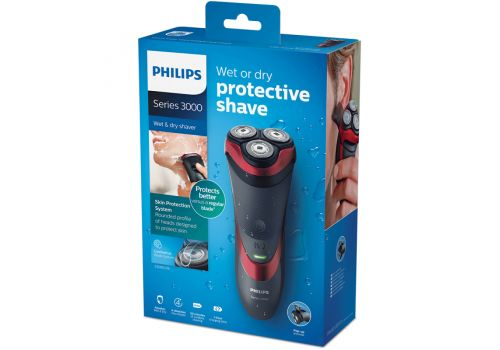 Philips S3580/06, Mens Electric Shaver 3000 Series, fig. 2